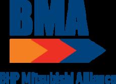 BHP BMA logo